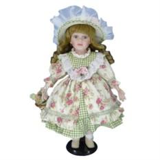 Фарфоровая кукла Наталья