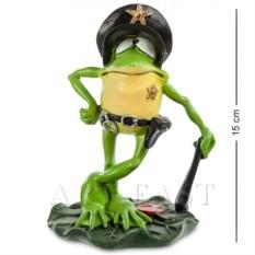 Фигурка-лягушка ''Секьюрити''