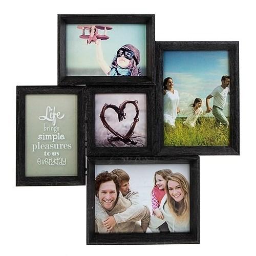 Рамка для 5-ти фото Любимые моменты