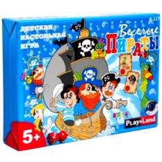 Настольная игра «Веселые пираты»