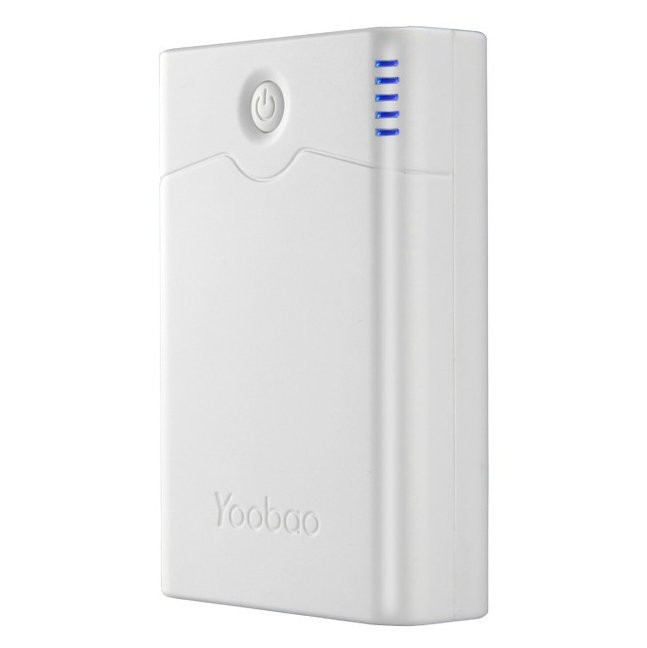 Внешний аккумулятор Yoobao 7800 mAh Sunrise Power Bank