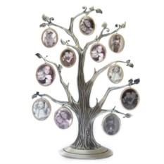 Темная фоторамка «Генеалогическое дерево»