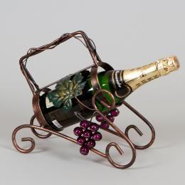 Подставка для вина «Виноград»