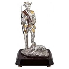 Скульптура Охотник