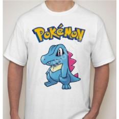 Мужская футболка с покемоном Дракон