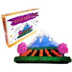 Набор для выращивания кристаллов «Волшебный сад»