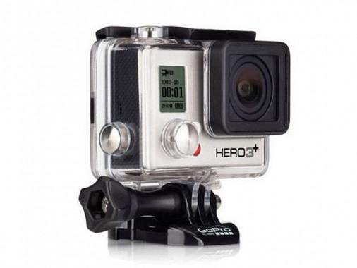 Камера GoPro HERO3+ Silver Edition