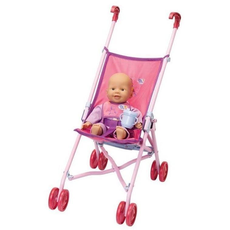 Кукла Chou-Chou 36 см с коляской