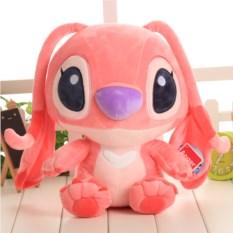 Мягкая игрушка Розовый Стич: монстр Ангел