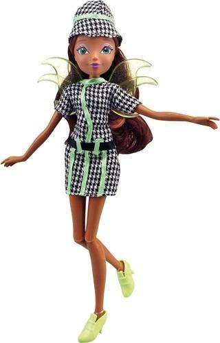 Кукла Winx Парижанка Лейла