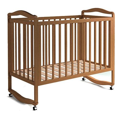 Кроватка-качалка «КРД-3»
