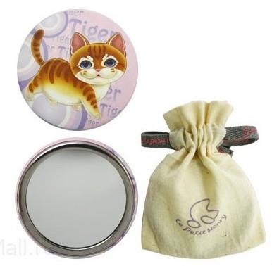 Зеркальце Котёнок Тайгер