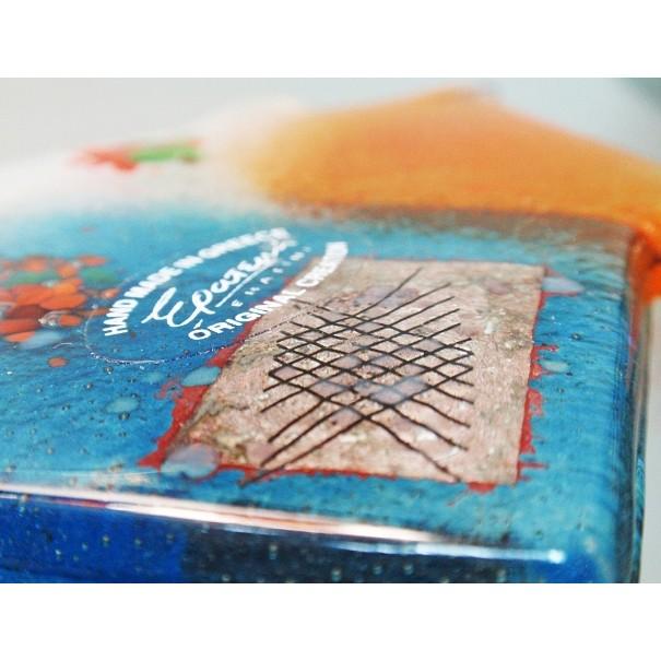 Сувенир из стекла «Дом»