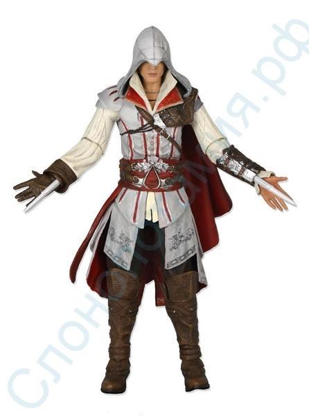 Фигурка Assassin's Creed II Ezio White