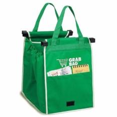 Вместительная складная сумка для покупок