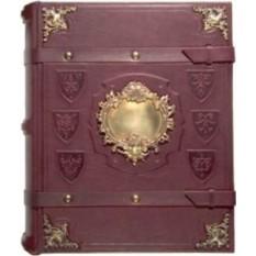 Родословная книга Барокко с бронзовыми уголками