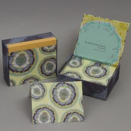 Набор дизайнерских открыток «Эвита» в подарочной коробке