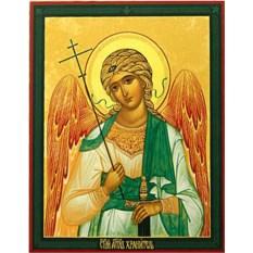 Икона на дереве Ангел-Хранитель