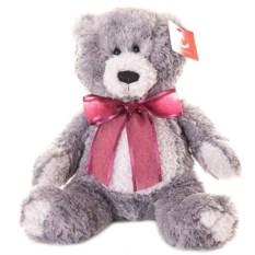Мягкая игрушка Aurora Серый медведь