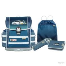 Синий школьный ранец McNeill Ergo Light
