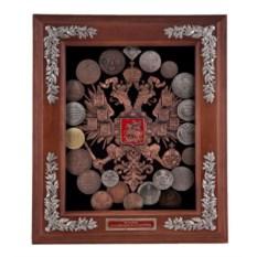 Ключница Старые монеты