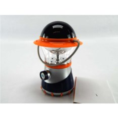 Лампа-планетарий в палатку