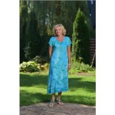 Голубое платье Фантазия