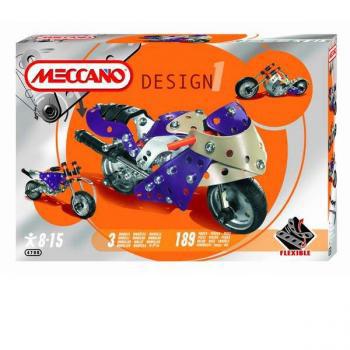 Детский конструктор - Meccano - Мотодизайн