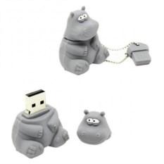 USB-флешка Бегемот, 8 Гб