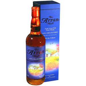 Виски Arran The Arran Malt Non-Chillfiltered Single Malt