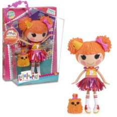 Кукла с питомцем Lalaloopsy Пеппи Помпончик