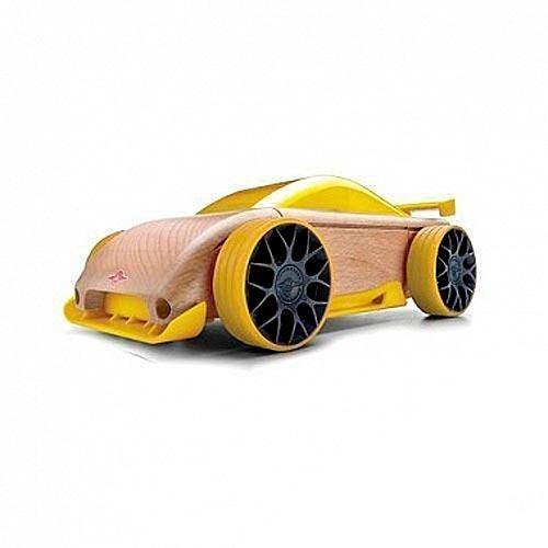 Машинка-конструктор Automoblox Спорткар C9-R (мини)
