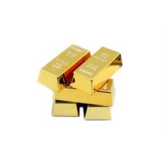 Набор сувенирных магнитов Слиток золота