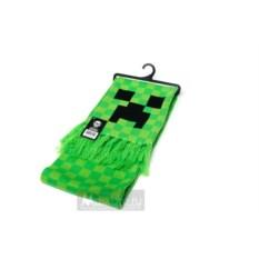 Вязанный шарф с Крипером