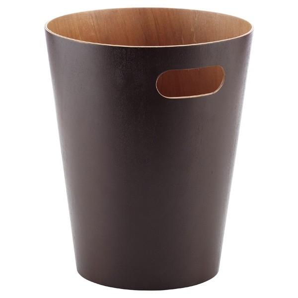 Контейнер мусорный Woodrow эспрессо.