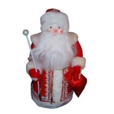 Игрушка Дед Мороз под елку, высота 43 см