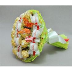 Букет из конфет Палитра весны