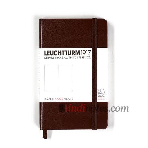 Записная книжка Pocket Notebook Tobacco от Leuchtturm1917
