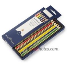 Набор цветных карандашей Bruno Visconti Multicolor (6 шт.)