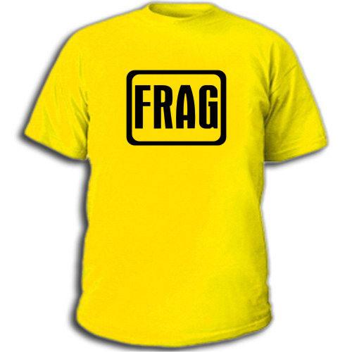Футболка Frag