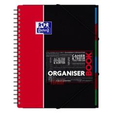 Тетрадь-папка на спирали Oxford Sos Notes Organiserbook