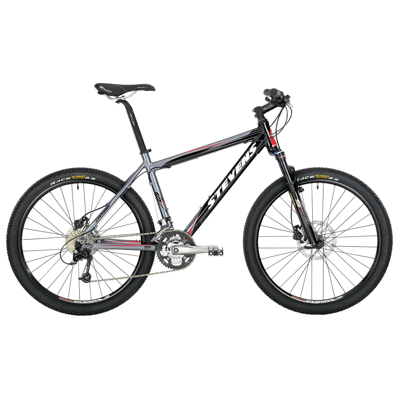 Велосипед Stevens S6 Grey Black 18