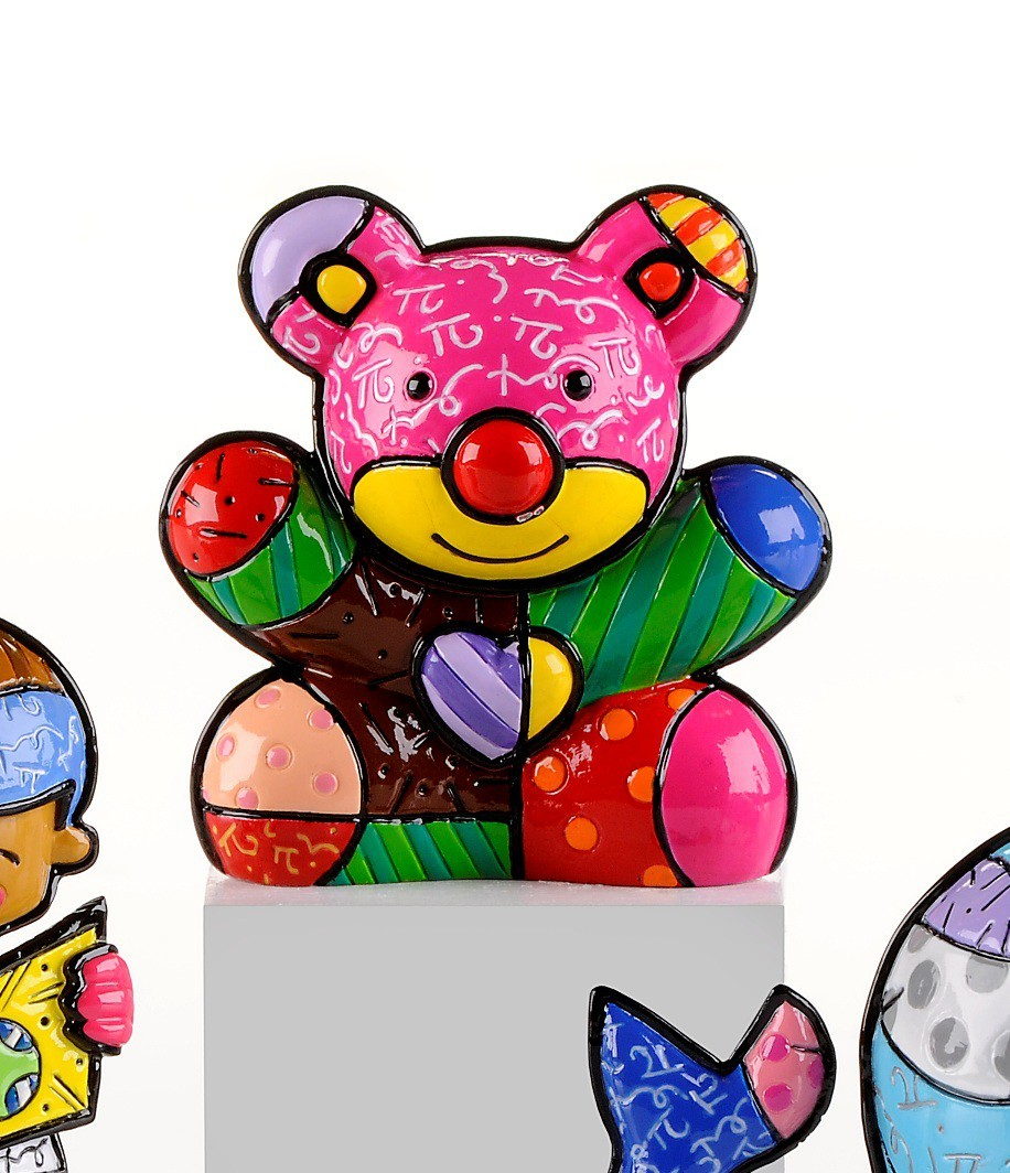 Мини-фигурка мишка PINK