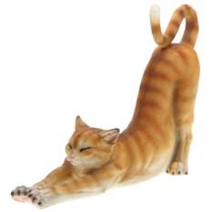 Декоративная фигура Рыжая кошка