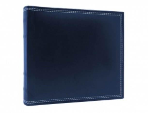 Синий фотоальбом