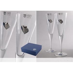 Набор бокалов на свадьбу