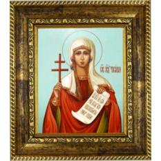 Татьяна Римская Святая мученица. Икона на холсте.