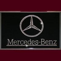 Картина Swarovski Mercedes-Benz