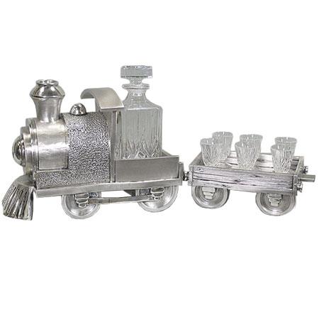 Набор для водки «Поезд»