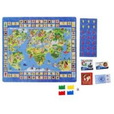 Настольная игра Кругосветное путешествие, PlayLand